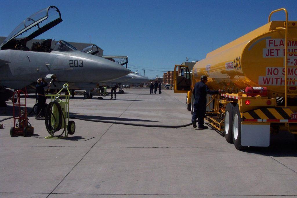 LB&B's Operations Team at the Naval Air Station Fallon