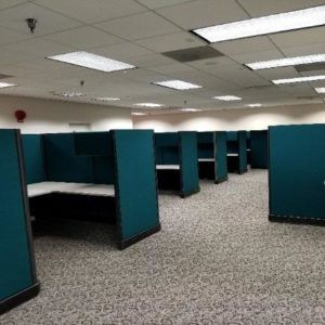 A Daily Task for Facilities Management - Re-arranging a Workspace