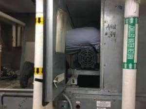 Maintenance and Repair Job - Fixing a Squeaky Air Handler