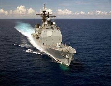 LB&B Helps US Navy Ship Avoid Disaster at Sea